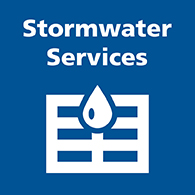 stormwater services button image